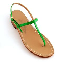 For summer - sandal.
