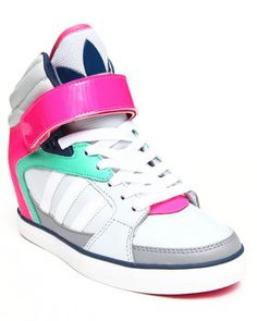 Adidas - Amberlight Up Wedge Sneakers @ DrJays.com