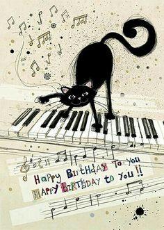 wishing you a Puurrrrr fect Happy  Birthday :)