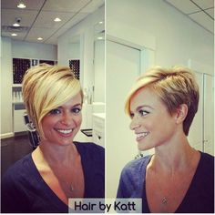 FIIDNT Shorthairdontcare @nothingbutpixies @hair_by_katt wh...Instagram photo | Websta (Webstagram)