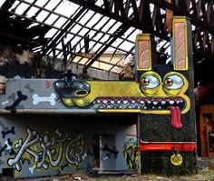 by Italian artist Mister Thoms