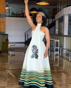 fashionable Neue Xhosa traditionelle Kleider Designs - schicke Mode Three Things You Should Know Abo Latest African Fashion Dresses, African Dresses For Women, African Print Dresses, African Women, Ankara Fashion, African Prints, Emo Fashion, African Clothes, African Fabric
