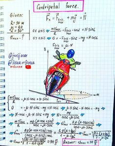 Physics Projects, Physics Lessons, Learn Physics, Physics Concepts, Physics Formulas, Physics Notes, Physics And Mathematics, Science Notes, Force Physics