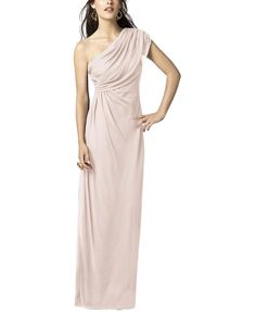 DescriptionDessy Collection Style 2858Full length bridesmaid dressOne shoulder…