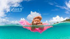 De zomer is aan! Vandaag vieren we het begin van de zomer met de langste dag (05.19 - 22.04) van het jaar. Bij Tropical Vibes vieren we '365 days of summer feeling!' #tropicalvibes #zomerzonnewende #summertime