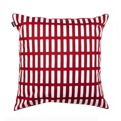 Siena Pillow Red, $70,  by Artek, from the abc collection !!