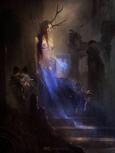 The Queen of Underworld