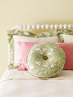 Recycled Clothing Pillow