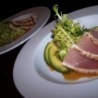 Albacore Tuna Tataki With Citrus-ginger Sauce Recipe