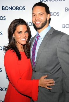 Amy Young Williams is the gorgeous and supportive wife of the NBA player Deron Williams, who's currently playing with the Dallas Mavericks!