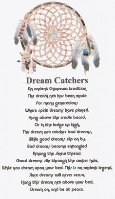 The Story Of Dream Catchers beautiful story to read to kids then hang a dreamcatcher in 2