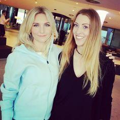 #westinontoast mit Faya Nilsson (Fitness on Toast) im The Westin Hamburg in der Elbphilharmonie