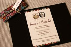 Usando a imaginação nos convites de casamento! | Blog Loja dos Noivos