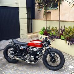 Beautiful cb750four
