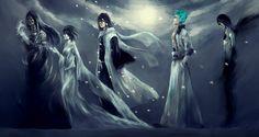_Moon Walk_ by NanFe