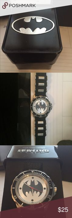 Batman Watch New never used! Accessories Watches