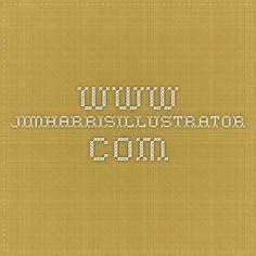 www.jimharrisillustrator.com