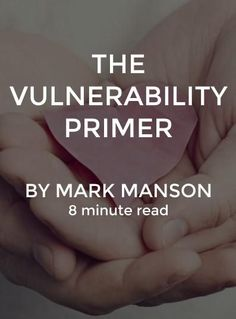 A comprehensive look at vulnerability, why it's effective, and how to avoid the usual pitfalls with it.