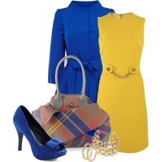 A fashion look from January 2013 featuring Michael Kors dresses, Coast coats and Vivienne Westwood bags. Browse and shop related looks.