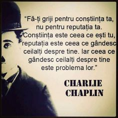 Citate Wise Quotes, Famous Quotes, Motivational Quotes, Inspirational Quotes, R Words, Cool Words, Wise Words, Charlie Chaplin, Sarcastic Humor