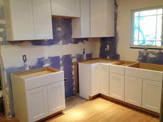 gallery - hampton bay designer series - designer kitchen cabinets