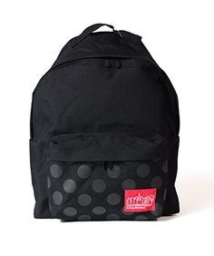 (F/Black/Black) (マンハッタンポーテージ) Manhattan Portage リュック リュックサック デイパック ビッグアップル Dot Print Big Apple Backpack MP1210DOT15 ANAGRAM メンズ レディース Manhattan Portage(マンハッタンポーテージ) http://www.amazon.co.jp/dp/B01AXM0SAQ/ref=cm_sw_r_pi_dp_RZEOwb0SBGBMP