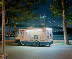 Mister Softee Astoria New York  From Permanence, 2007  For price & availability contact gallery