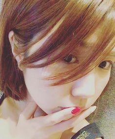 いいね!25件、コメント5件 ― Momoko Yoshidaさん(@mocham.pni)のInstagramアカウント: 「気がついたら前髪がこんなに伸びている!! 久しぶりの自撮り #前髪」