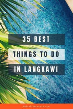 Beautiful Langkawi (pulau Langkawi) is one of Malaysia's top islands. What to do in Langkawi? Here is a list of the best things to do in Langkawi, Malaysia. Travel Advice, Travel Guides, Travel Tips, China Travel, Japan Travel, Penang, Places To Travel, Travel Destinations, Hong Kong