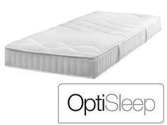 Matras Optisleep 600 800 of 850 showroommatrassen 90 x 200 en 210 goede  kwaliteit prijs slaapkenner theo bot