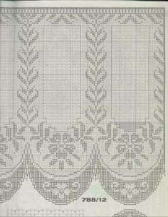 Burda Filet au Crochet - Zosia - Веб-альбомы Picasa: