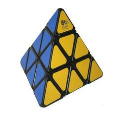 rubik's cube pyramid
