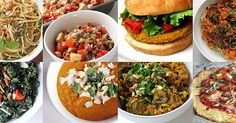 38 Fresh, Filling Meals Under 500 Calories... A lot of them are vegetarian!
