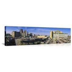 Grady Memorial Hospital Atlanta Georgia Panoramic Picture