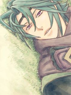 Kaze - FE: Fates (why are you so cute I can't)