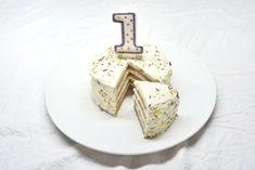 Lange vor dem grossen Tag stand fest – zum 1. Geburtstag wird es ein Kuchen geben. Seinen eigenen, den er ohne schlechtes Gewissen auch selber (auf-)essen darf. Hier ist das Rezept zu diesem …