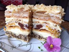 Baking Recipes, Cake Recipes, Kitchen Aprons, Cakes And More, Cheesecakes, Cake Cookies, Tiramisu, Great Recipes, Food And Drink