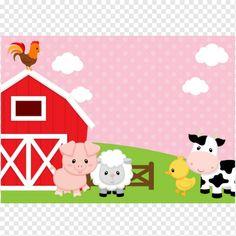 Shop Farm Birthday Invitation - Girl (Pink) - Barnyard created by CallaChic. Cow Birthday Parties, 1st Birthday Girls, Farm Animal Birthday, Farm Birthday, Barnyard Party, Farm Party, Diy Baby Shower Decorations, Pink Girl, First Birthdays