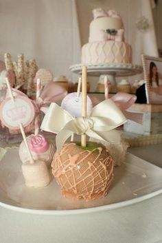 """Photo 1 of 17: Shabby Chic, Vintage Glam / Baby Shower/Sip & See """"Lupita's Baby Shower"""" 