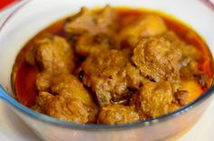 Beef Curry is a traditional curry recipe in Bangladesh. Almost everybody likes Beef Curry. It does not need any occasion to cook Beef curry. Lamb Recipes, Curry Recipes, Indian Food Recipes, Vegetarian Recipes, Ethnic Recipes, Bangladeshi Food, Bengali Food, Lamb Curry, Beef Curry