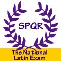 National Latin Exam - Has previous tests available, as well as databases of test questions!