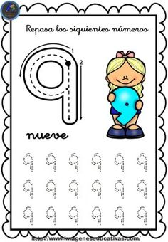 1 to 30 Numbers Line Study - Preschool Children Akctivitiys Shape Worksheets For Preschool, Pre K Worksheets, Numbers Preschool, Kindergarten Math Worksheets, Homeschool Kindergarten, Preschool Learning, Preschool Activities, Teaching, Line Study