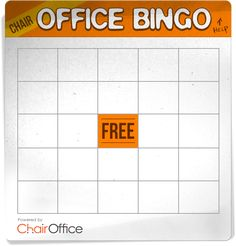 Challenge your co-workers to a game of office bingo. Who can get a full house first? Office Bingo, Office Games, Office Fun, Green Office, Employee Appreciation Gifts, Employee Gifts, Fun Team Building Games, Customer Service Week, Incentives For Employees