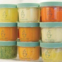 Sage Spoonfuls: How To Make Homemade Baby Food