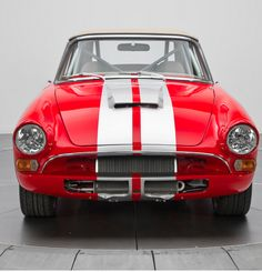 """Sunbeam Tiger as """"that cute car from Get Smart"""". Film references aside, this Tiger tribute is an absolutely brutal car not meant for the faint of heart. Check it out here: www.ebay.com/itm/Other-Makes-Sunbeam-Frame-Off-Built-Sunbeam-Tiger-EFI-427-V8-6-Speed-/171294280831?forcerrptr=true&hash=item27e1ef4c7f&item=171294280831&pt=US_Cars_Trucks?roken2=ta.p3hwzkq71.bdream-cars #dreamcar"""