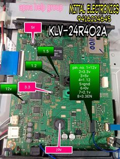Sony Led Tv, Technology, Circuits, Board, Software, Collection, Licence Plates, Circuit Diagram, Tech