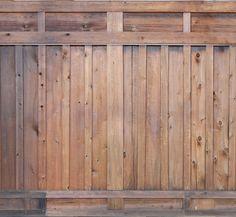 dřevěná zástěna