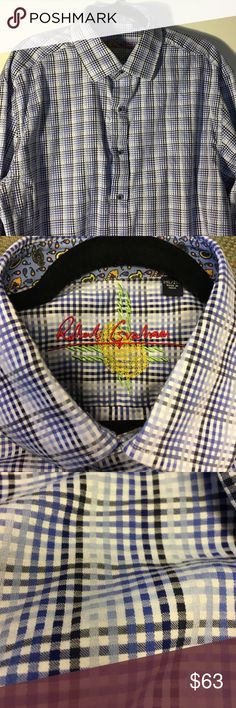 Robert Graham Great find! Robert Graham Shirts Dress Shirts