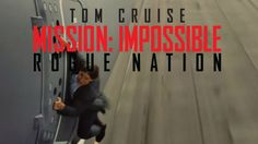 """Tom Cruise likes taking his action skills to a new level. In MI5, Cruise has misread the time on the boarding pass in the first trailer of """"Mission Impossible: Rogue Nation"""". It happens to the best..."""