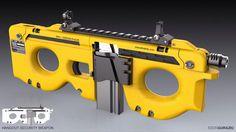Gun Design Sketch, Edon Guraziu on ArtStation at https://www.artstation.com/artwork/gun-design-sketch